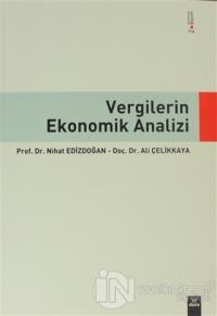 Vergilerin Ekonomik Analizi %5 indirimli Nihat Edizdoğan