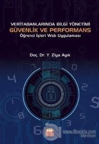 Veri Tabanlarında Bilgi Yönetimi Güvenlik ve Performans