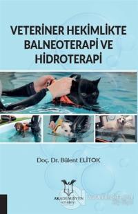 Veteriner Hekimlikte Balneoterapi ve Hidroterapi