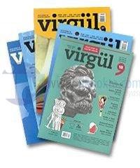 Virgül Dergisi 2001 Yılı Aboneliği ve 36 Sayılık Arşiv Birlikte