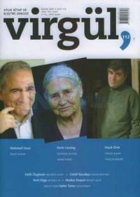 Virgül Sayı: 112 Aylık Kitap ve Eleştiri Dergisi