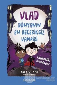 Vlad - Dünyanın En Beceriksiz Vampiri 2 (Ciltli)