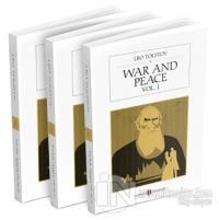 War and Peace (3 Cilt Takım)