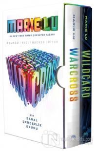 Warcross Serisi Kutulu Set (2 Kitap Takım) (Ciltli) Marie Lu