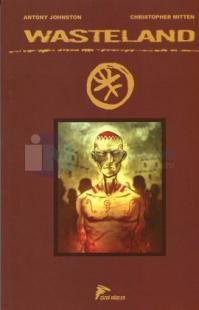Wasteland Cilt 1 ve Cilt 2 - 4 Kitap