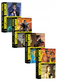 Watchmen Başlangıç Serisi (4 Kitap Takım)