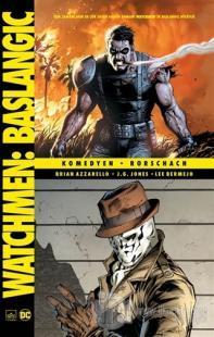 Watchmen Başlangıç: Komedyen - Rorschach Brian Azzarello
