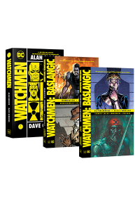 Watchmen 3 Kitap Set