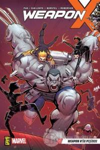 Weapon X 2: Weapon H'in Peşinde Greg Pak