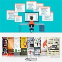 Web Programlama Eğitim Seti 2 (8 Kitap Takım) %15 indirimli Burak Toka