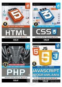 Web Programlama Seti 2 (4 Kitap Takım)