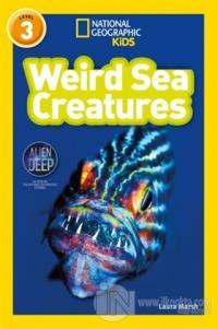 Weird Sea Creatures (Readers 3) %18 indirimli Laura Marsh