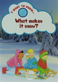 What Makes It Snow? %20 indirimli Paul Humphrey