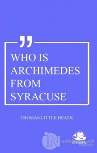 Who Is Archimedes From Syracuse