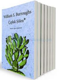 William S. Burroughs Seti - 7 Kitap Takım