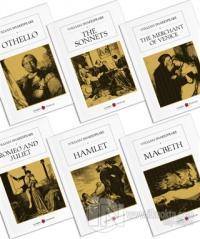 William Shakespeare İngilizce Seti (6 Kitap Takım)