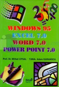 Windows 95 / Excel 7.0 / Word 7.0 / Power Point 7.0