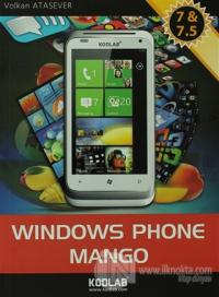Windows Phone Mango 7 & 7.5 Uğur Gelişken