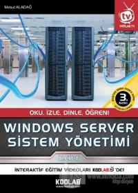 Windows Server Sistem Yönetimi 2. Cilt