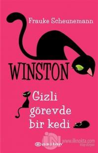 Winston 1: Gizli Görevde Bir Kedi (Ciltli)