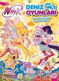 Winx Club  - Deniz Oyunları 2