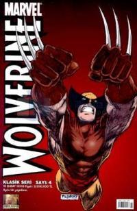 Wolverine Klasik Seri Sayı: 4