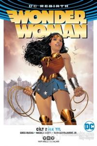 Wonder Woman Cilt 2 - İlk Yıl (Ciltli)