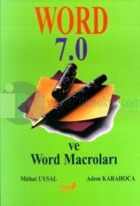 Word 7.0 ve Word Makroları
