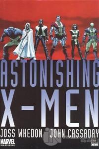 X - Man Astonishing Omnibus Koleksiyon Kitabı (1'den 24'e Kadar Tüm Sa