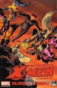 X-Men Astonishing Cilt 4: Durdurulamaz %25 indirimli Joss Whedon