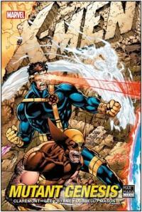 X-Men Mutant Genesis Chris Claremont