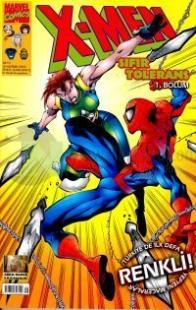 X-Men / Sayı: 1Sıfır Tolerans 1. Bölüm