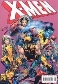 X-Men Sayı: 20