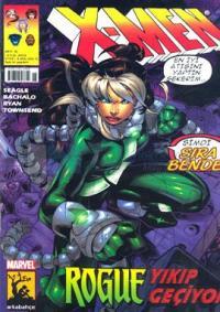 X-Men Rogue Yıkıp Geçiyor Sayı: 18