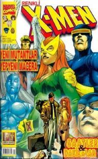 X-MenYeni Mutantlar Sayı: 9 Saatler & Dakikalar Sayı: 9