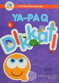 Ya-Pa Q Dikkat (3+ Yaş Görsel Dikkat Çalışmaları)