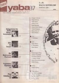 Yaba Edebiyat Dergisi Sayı: 37