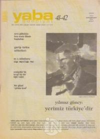 Yaba Edebiyat Dergisi Sayı: 41-42
