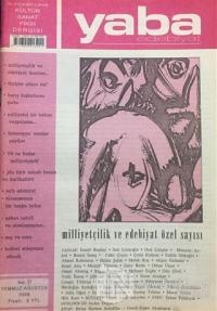 Yaba Edebiyat Dergisi Sayı: 53