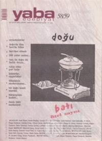 Yaba Edebiyat Dergisi Sayı: 58-59 Doğu-Batı Özel Sayısı