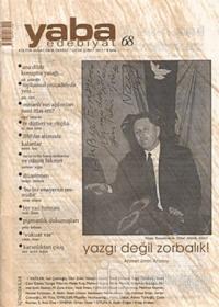 Yaba Edebiyat Dergisi Sayı: 68