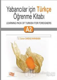 Yabancılar İçin Türkçe Öğrenme Kitabı A2 / Learning Pack Of Turkish For Foreigners