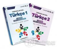 Yabancılar İçin Türkçe Set - 2 Kitap Takım Hayri Erdoğdu