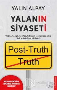 Yalanın Siyaseti %25 indirimli Yalın Alpay