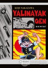 Yalınayak Gen Serisi (Kutulu 4 Kitap Takım) %25 indirimli Keiji Nakaza