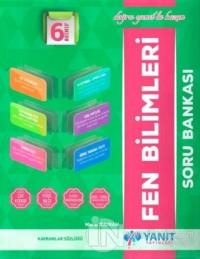 Yanıt 6. Sınıf Fen Bilimleri Soru Bankası
