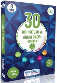 Yanıt 8. Sınıf LGS Din Kültürü ve Ahlak Bilgisi Denemesi Video Çözümlü 30 Branş