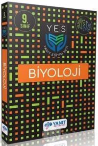 Yanıt 9.Sınıf Yes Serisi Biyoloji