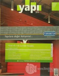 Yapı Dergisi Sayı: 377 Mimarlık Tasarım Kültür Sanat Nisan 2013