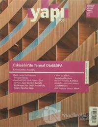 Yapı Dergisi Sayı: 403 / Mimarlık Tasarım Kültür Sanat Haziran 2015